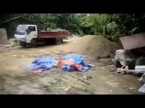 CONSTRUCTION SITE IN THE PHILIPPINES EXPAT PHILIPPINES LIFESTYLE VIDEO