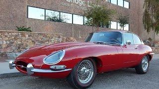 1965 Jaguar XKE Coupe Type E 4.2