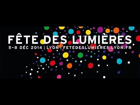 ► 16ème édition de la Fête des Lumières (Lyon 2014)