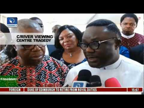 News Across Nigeria: Ayade Considers Legal Action Against PHED Over Viewing Centre Incident
