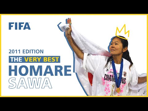 Homare Sawa | Germany 2011 | The Very Best