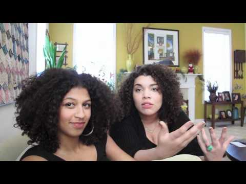 Simple Natural Curly Hair Routine (men/women) from YouTube · Duration:  4 minutes 46 seconds