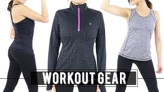 Favorite Workout Clothes | Winter Activewear Gear & Outfits | Miss Louie