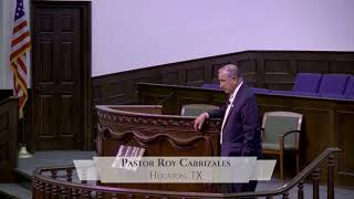 Quédate en la Iglesia - Pastor Roy Carrizales