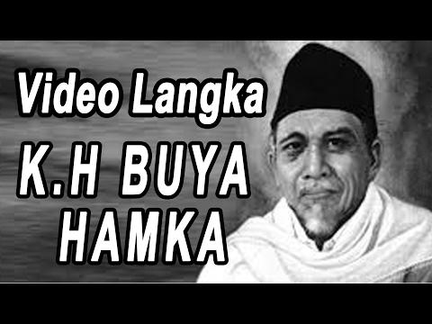 Subhanalloh!! Video Langka Buya Hamka