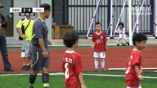 2008 티브로드컵 유소년 축구대회 준결승 - 골클럽 vs P&B클럽