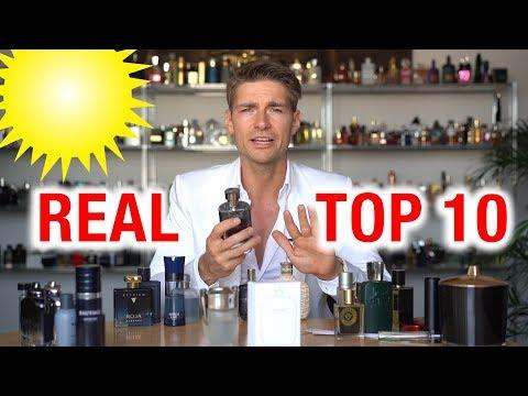 My Actual Top 10 Most Favorite Summer Fragrances 2019 for Men