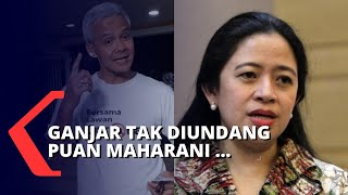 Puan Maharani Tak Undang Ganjar Pranowo Saat Beri Arahan Kader di Jateng