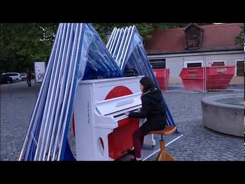 """""""Play Me I'm Yours"""" Munich 2017"""