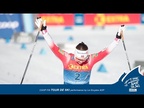 Oestberg takes revenge | Women's Pursuit | Toblach | FIS Cross Country