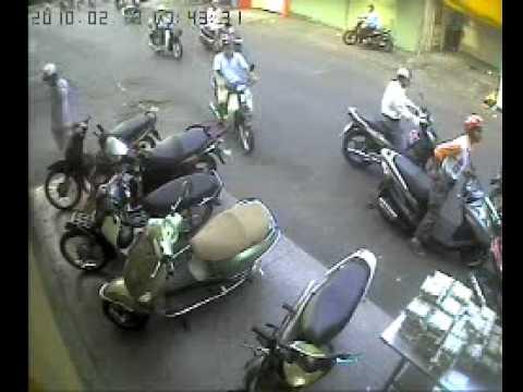 Motorbike Stolen in Saigon
