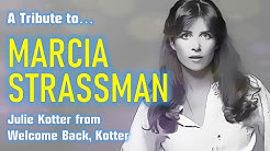 Remembering Marcia Strassman - Julie from TV's Welcome Back Kotter