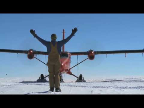 Extreme Antarctica - British Antarctic Survey at work