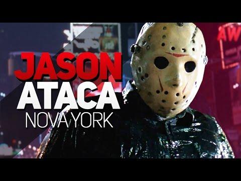 JASON ATACA EM NOVA YORK?! (Sexta-Feira 13 Parte VIII) | Review do Maníaco #31