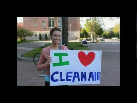 Iowa Regent Universities Clean Air and Clean Energy Photo Petition