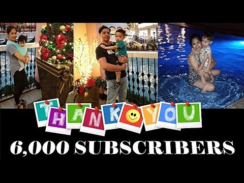 GIVE BACK VIDEOS - 6K Subscribers!