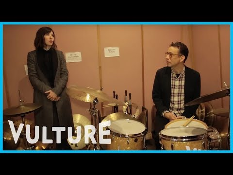 """Portlandia"" Stars Duel on the Drums Mp3"