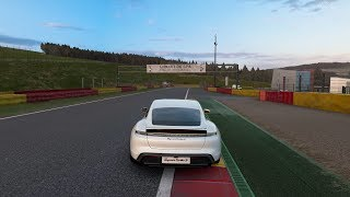 Gran Turismo Sport - Porsche Taycan Turbo S '19 Gameplay [4K PS4 Pro]