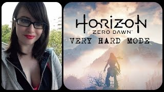 Let's Play Horizon Zero Dawn Very Hard Mode Part 6 With SailorGamer