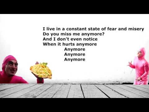 Pink Guy - FRIED NOODLES [Filthy Lyrics]