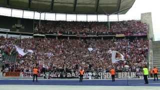 Hertha BSC Berlin - Eintracht Frankfurt 10.08.2013
