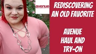 Avenue Clearance Sale Haul - Rediscovering An Old Favorite