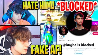 RONALDO & CLIX *ANGRY* & BLOCK BUGHA after REVEALING Truth on WHY Pros HATE HIM!