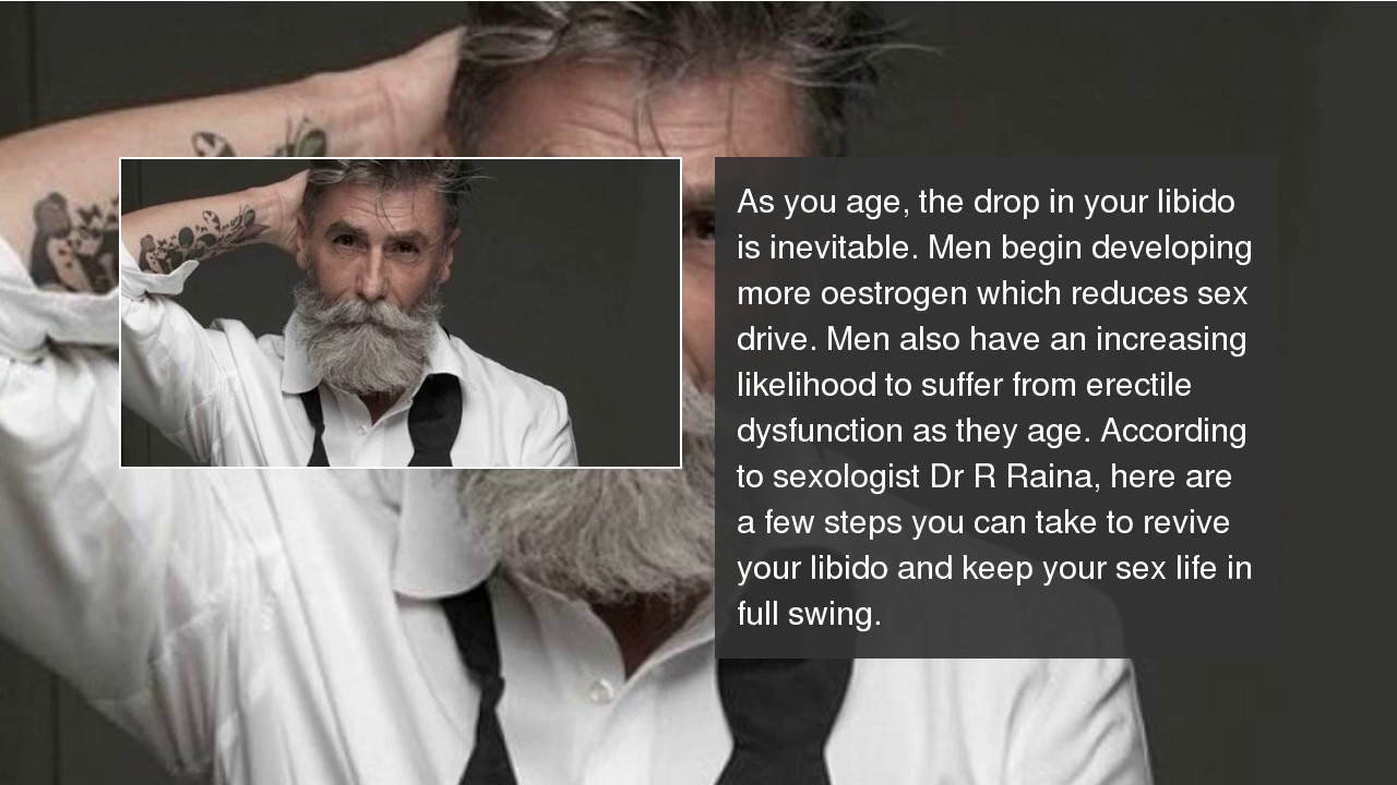 Sex over 50 for men