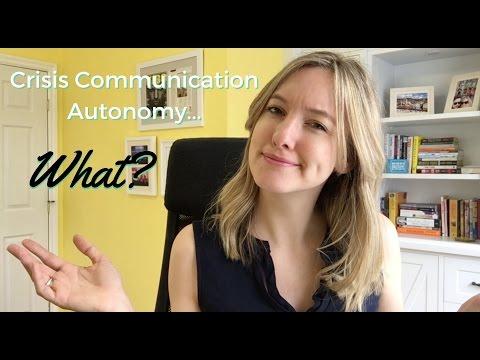 Should Your Communications Team Have Crisis Management Autonomy?