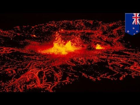 Ditemukan tumpukan magma di bawah kota Selandia Baru - Tomonews