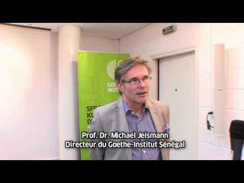 Interview: Directeur du Goethe-Institut Sénégal