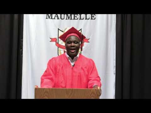 Maumelle High School - 2020 Graduation