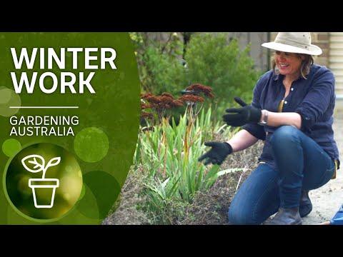 Winter Work To Get Your Garden Firing In Spring   DIY Garden Projects   Gardening Australia