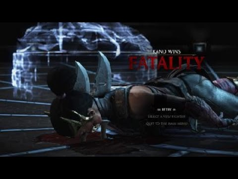 MKX Kano's (Dark Capricorn/Light Capricorn) knife to meet you Fatality on  all TWD Beyblade Character