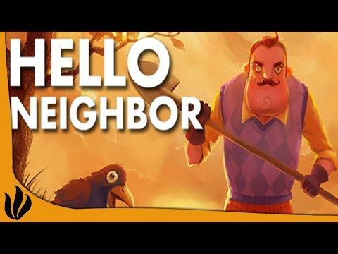 Hello Neighbor FR #1 - QUE CACHE NOTRE VOISIN ?