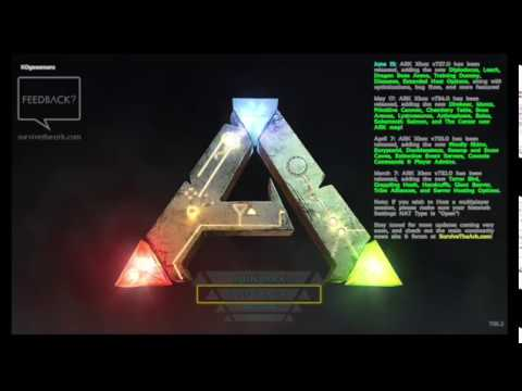 how to give admin on ark non dedicated server