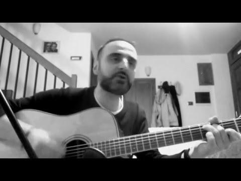 Firenze.( cANZONE tRISTE) .Ivan Graziani Cover acustica Biccio Live