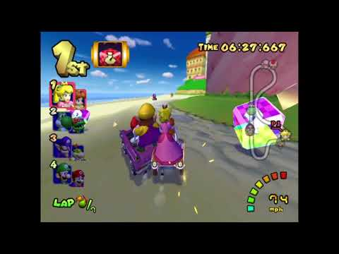 mario kart double dash 200cc