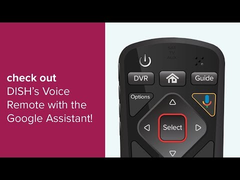 Check Out DISH's Voice Remote With The Google Assistant Built-in