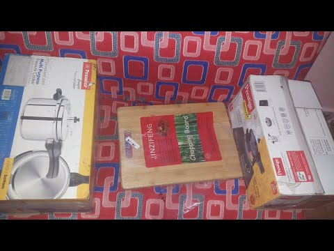 New Cooker collections/Shopping Haul in Tamil /Stainless Steel cooker /MY CookWare Collection