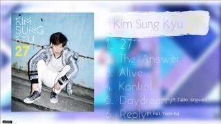 Download Video 김성규 (Kim Sung Kyu) – 2nd Mini Album '27' FULL ALBUM MP3 3GP MP4