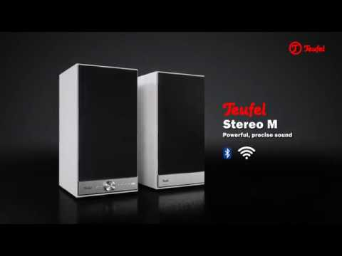 Teufel Stereo M – Versatile Stereo Streaming System With Excellent Sound