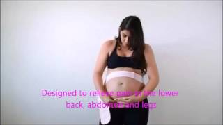 Relieve Back Pain During Pregnancy Without Medication New Concept