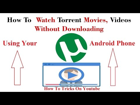 How To Watch Torrent Movies Online for...
