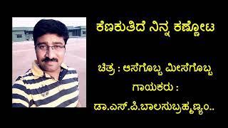 Gouda B gudi Kannada karaoke(25)