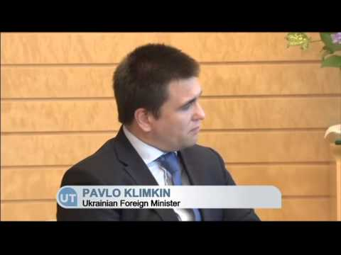 Klimkin In Japan: Ukrainian FM meets with Japanese PM Shinzo Abe and thanks for support