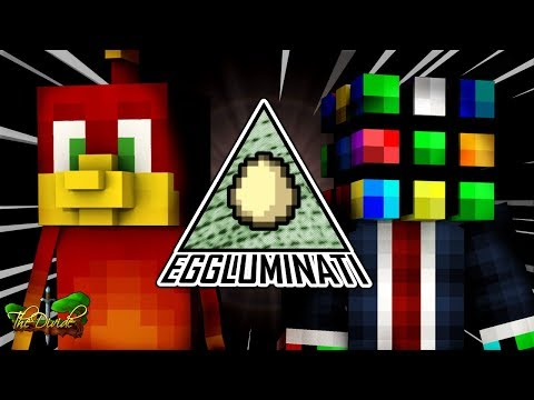 Welcome to The EGGLUMINATI !! : The Divide Minecraft xbox [09]
