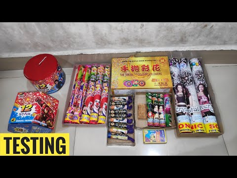 testing-new-and-unique-crackers-in-hindi-2019 -diwali-firework-stash-testing crackers-video-in-hindi