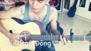 [Guitar] Hồ Giang Đông - Rằng em mãi ở bên cover
