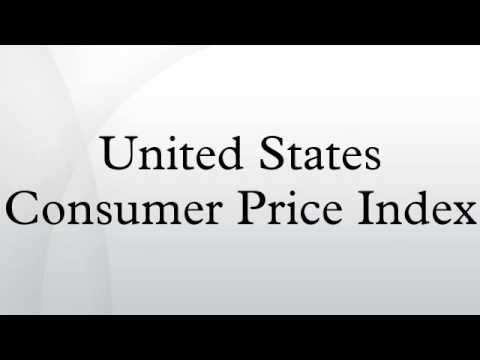 United States Consumer Price Index